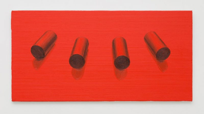 four_cylinders_red_2016_oil_canvas_40x80