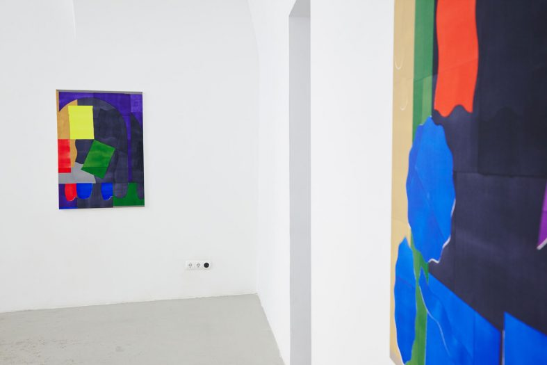 3_installation_view_with_works_of_gergo_szinyova_kisterem_2018